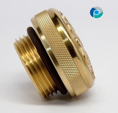 Brass Cap