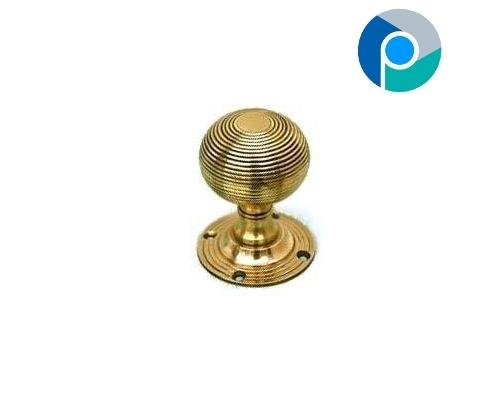 Brass Cosmos Knob