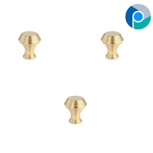 Brass Cosmos Knobs Manufacturer