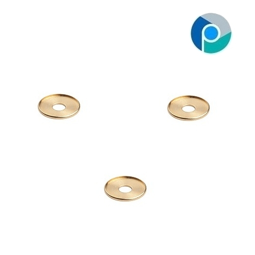 Brass Double Check Rings
