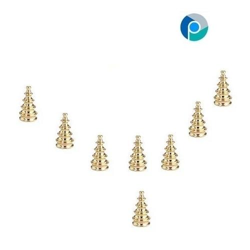 Brass Eiffel Finial