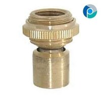 Brass Hang Straight Swivel With Ring