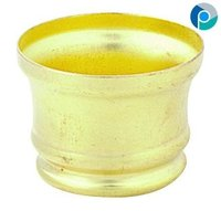 Brass Large Candle Cup