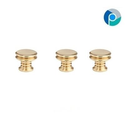 Brass Saturn Knob