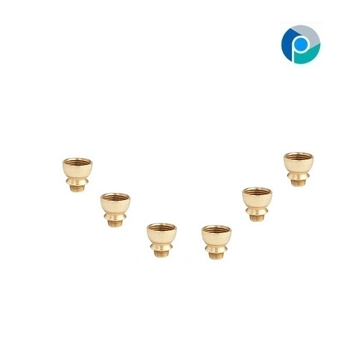 Brass Small Male Cup