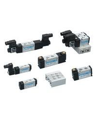 1/4 Bps 5/2 Single Solenoid Valve
