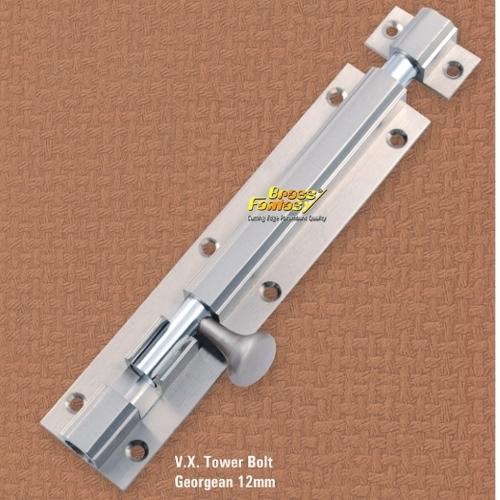 VX Tower Bolt Georgean 12mm