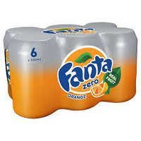 Fanta Orange, Fanta Grape, Fanta Strawberry, Fanta Pineapple, Fanta Apple, Fanta Cherry