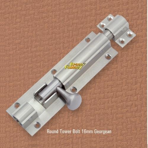 Round Tower Bolt 16mm Georgean