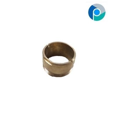 Brass Pearl Mix Lock Nuts