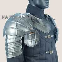Armor Shoulder Guard Costume