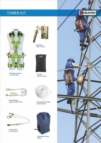 Tower Climbing Safety Kit
