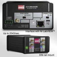 Non-Contact Displacement Sensor Amplifier