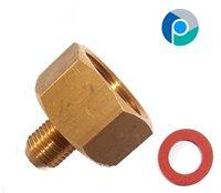 Brass Cylinder Adaptor