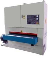 TWO HEAD WIDE BELT SANDING MACHINE (1300-R-P)