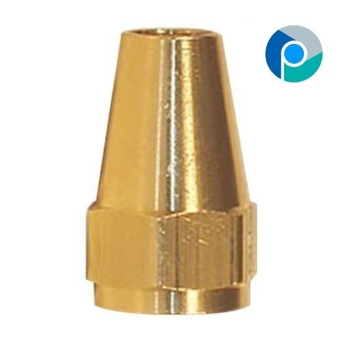 Brass Flare Long Nut
