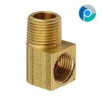 Brass Inverted Flare Male Elbow