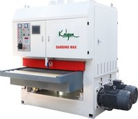 TWO HEAD WIDE BELT SANDING MACHINE (KI-1300-RP-RP-B)