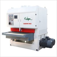 TWO HEAD WIDE BELT SANDING MACHINE