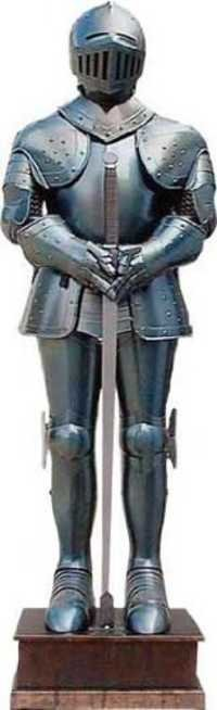 Medieval Full Suit Of Armor 18 Gauge Steel