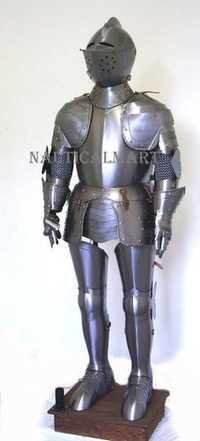 18G Medieval Wearable Knight Full Suit Of Armor