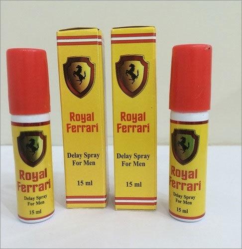 Spray Royal Ferrari