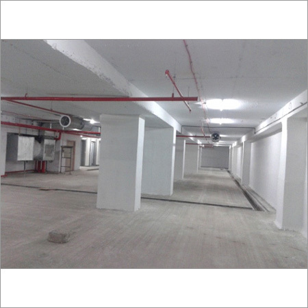 Commercial Basement Ventilation System
