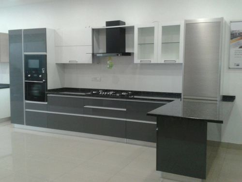High Quality Heat Resistant Modular Kitchen