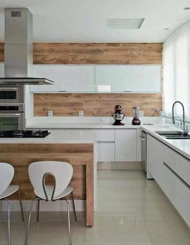 Pu Modular Kitchen