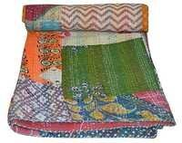 Patch Work Kantha Quilt