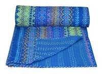 Cotton Kantha Quilts