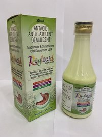 Oral Liquids & Dry Syrups