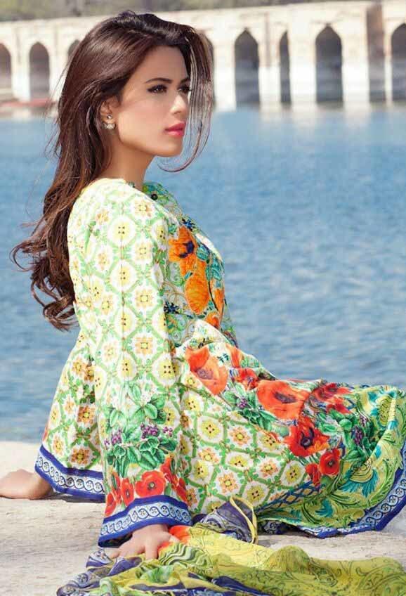 Wedding Wear Green Stylish Saree