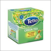 Green Tea lemon & honey