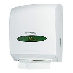 Folded Hand Towel Dispensers