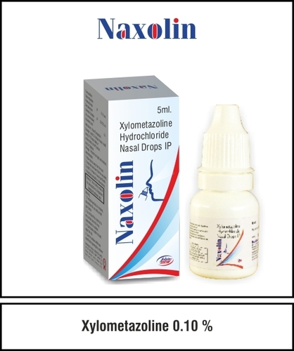 Xylometazoline 0.10%