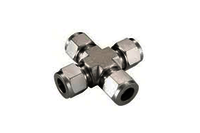 Stainless Steel Flare Union Cross
