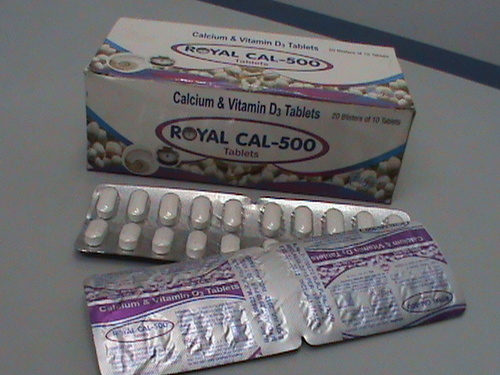 Calcium Tablet