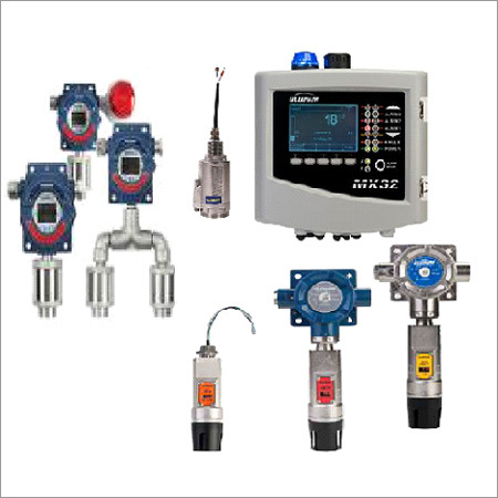 Gas Detectors System