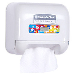 Folded Bath Tissue Dispensers