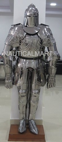 Sallet Fully Suit Of Armor Costume