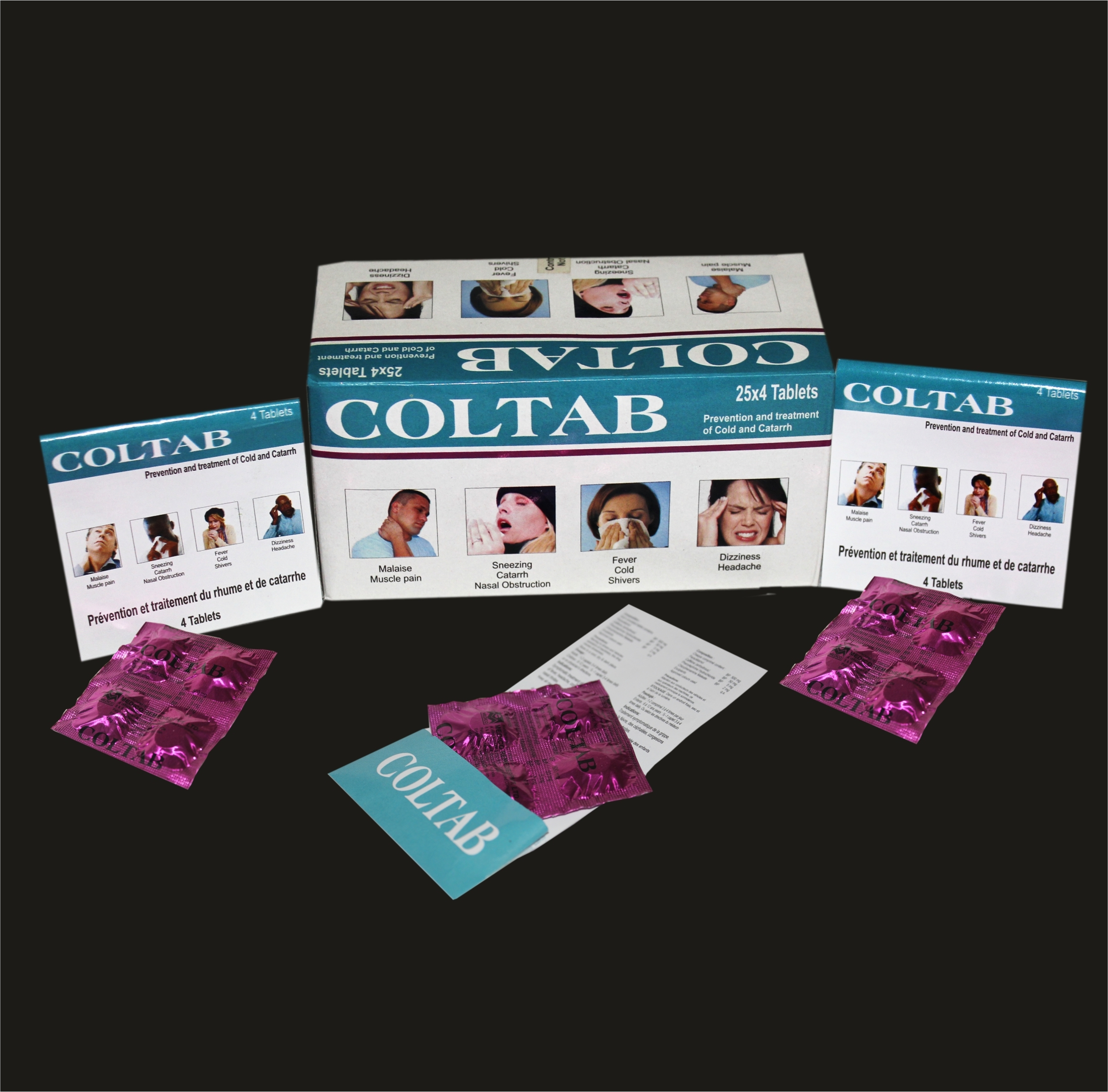 Coldfree Tablets