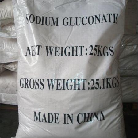 Gluconic Acid Sodium Salt