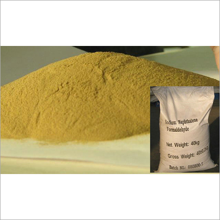 Poly Naphthalene Sulphonate
