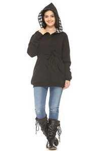 018c0eb9479cbb Women s Sleeveless Hoodies - Women s Sleeveless Hoodies Exporter ...