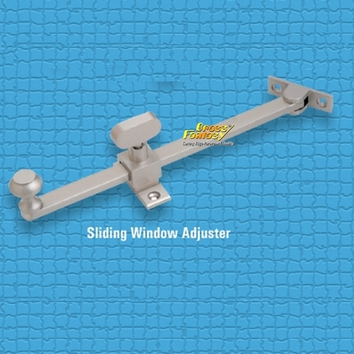 Brass Sliding Window Adjuster