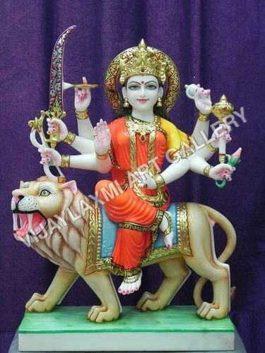 Durga Ma Staute