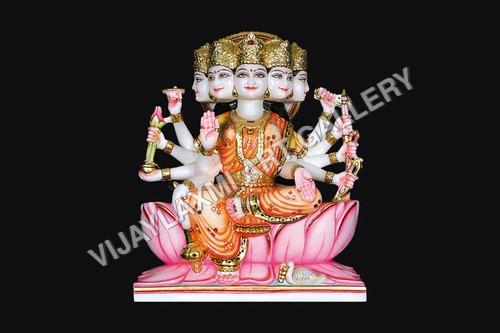 Marble Gayatri Idol