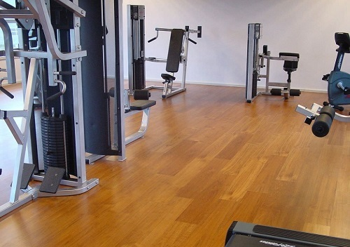 Gym Wooden Flooring