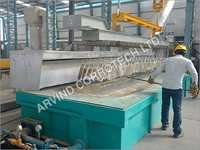 Zinc White Fume Extraction system